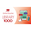 Library 1,000 쿠폰